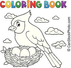 topic, 3, tinja livro, pássaro