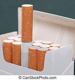 topic, cigarrillos, adicción, fumar