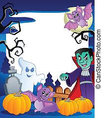 topic, cornice, halloween, 6