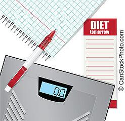 topic, dieta