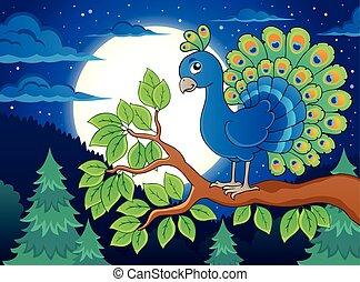 topic, imagem, 2, pássaro