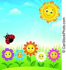 topic, primavera