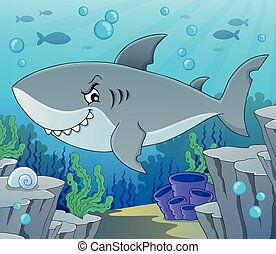 topic, tiburón 2, imagen