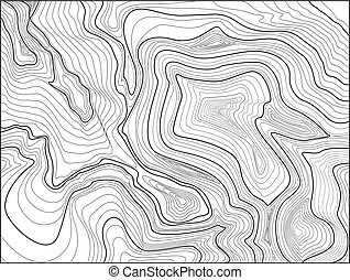 topographic 地圖, 外形, 背景。, 地圖, 柵格