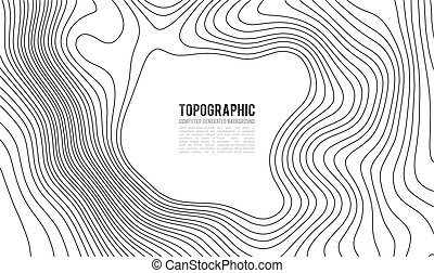 Topographic map contour background topo map with elevation topographic map contour background topo map with elevation contour map vector geographic world gumiabroncs Images
