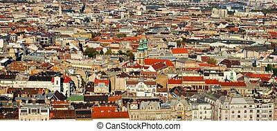 Budapest from abovea Budapest fel?lr%u0151l