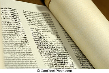 Torah Scroll - Jewish Related Item