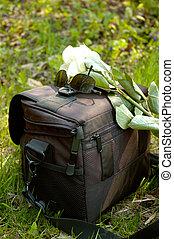 torba, 3, aparat fotograficzny
