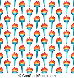 Torch pattern