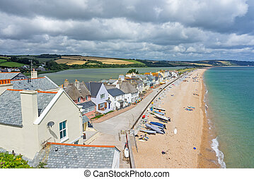 Torcross Devon England UK