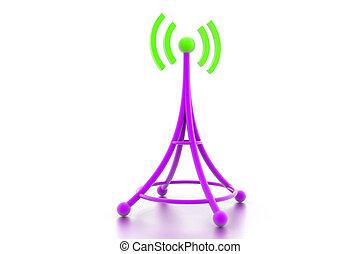 toren, communicatie