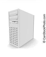 toren, computer