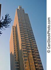 toren, kantoor