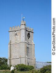 toren, kerk
