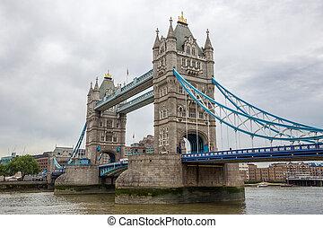 toren, londen brug