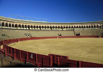 toreo, arena