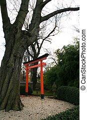 Tori - Japanese Garden