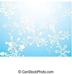 tormenta, nieve, plano de fondo