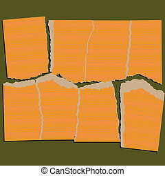 Torn Paper Puzzle Series - Torn Paper Puzzle Wallpaper, ...