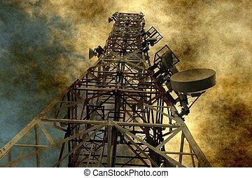torn, telekommunikation