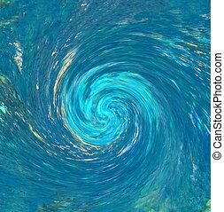 tornade, ouragan, ou, fond