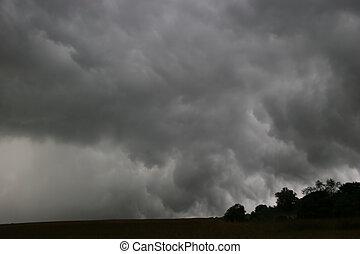tornado, avisos