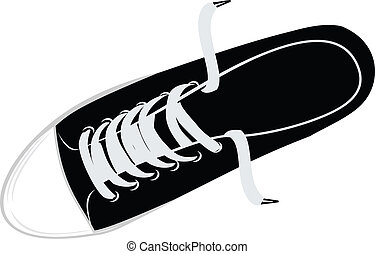 tornaterem, cipők