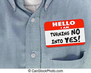 torneado, nome, não, tag, acordo, convencer, sim, persuadir,...
