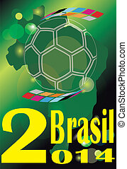 torneio, brasil, 2014