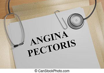 torokgyulladás, orvosi fogalom, -, pectoris