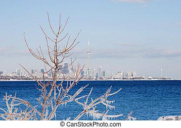 toronto, alatt, tél