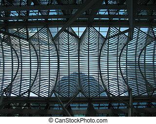 Toronto skylight, place