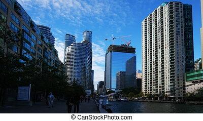 Toronto's scenic Harbourfront