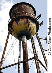 torre água