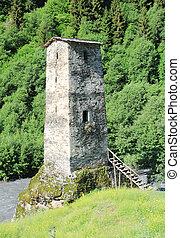 torre, antigas