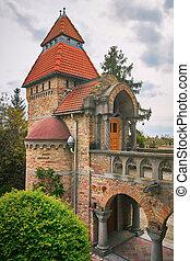 torre, castello