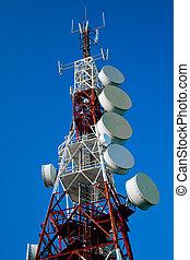 torre comunicações