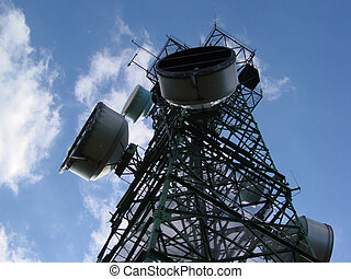 torre, comunicazioni