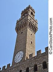 Torre del Mangia Siena Italy