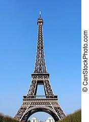 torre, eiffel, parís