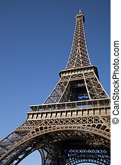 torre,  eiffel,  Paris, França
