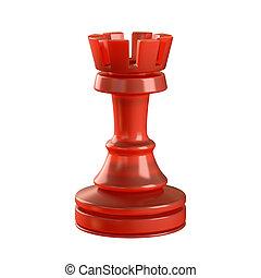 torre, pezzo scacchi