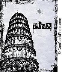 torre, pisa