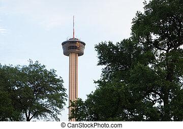 torre, san antonio