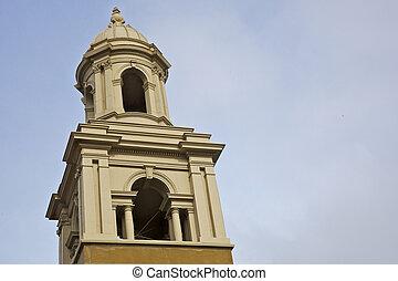 torre, sino igreja