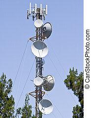 torre, telecomunicações