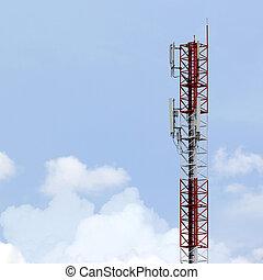 torre, telecomunicaciones