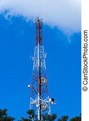 torre transmisión