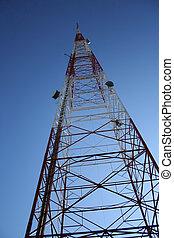 torre trasmettitore