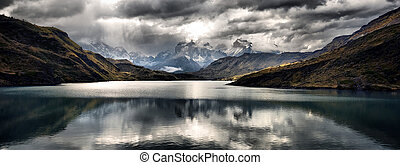 Torres Del Paine in Chile